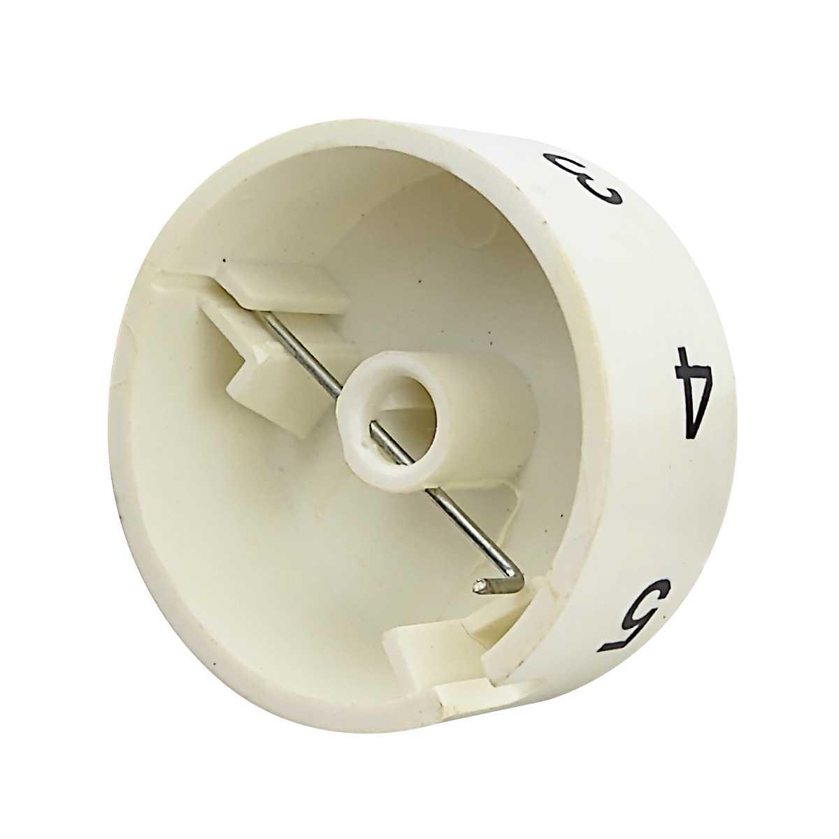 Botão com trava do termostato geladeira Bosch 488296