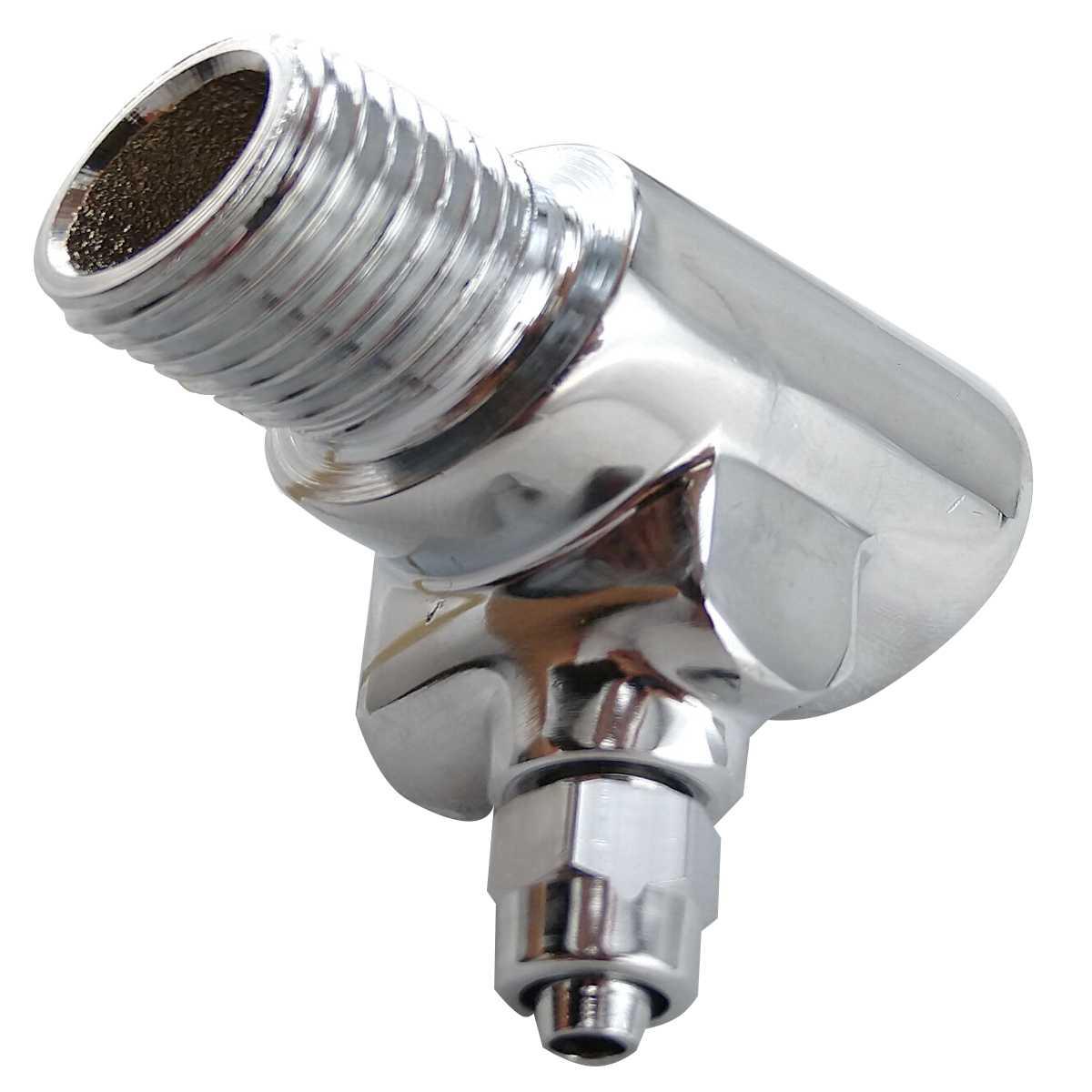 Bucha T 6mm com regulagem de pressão