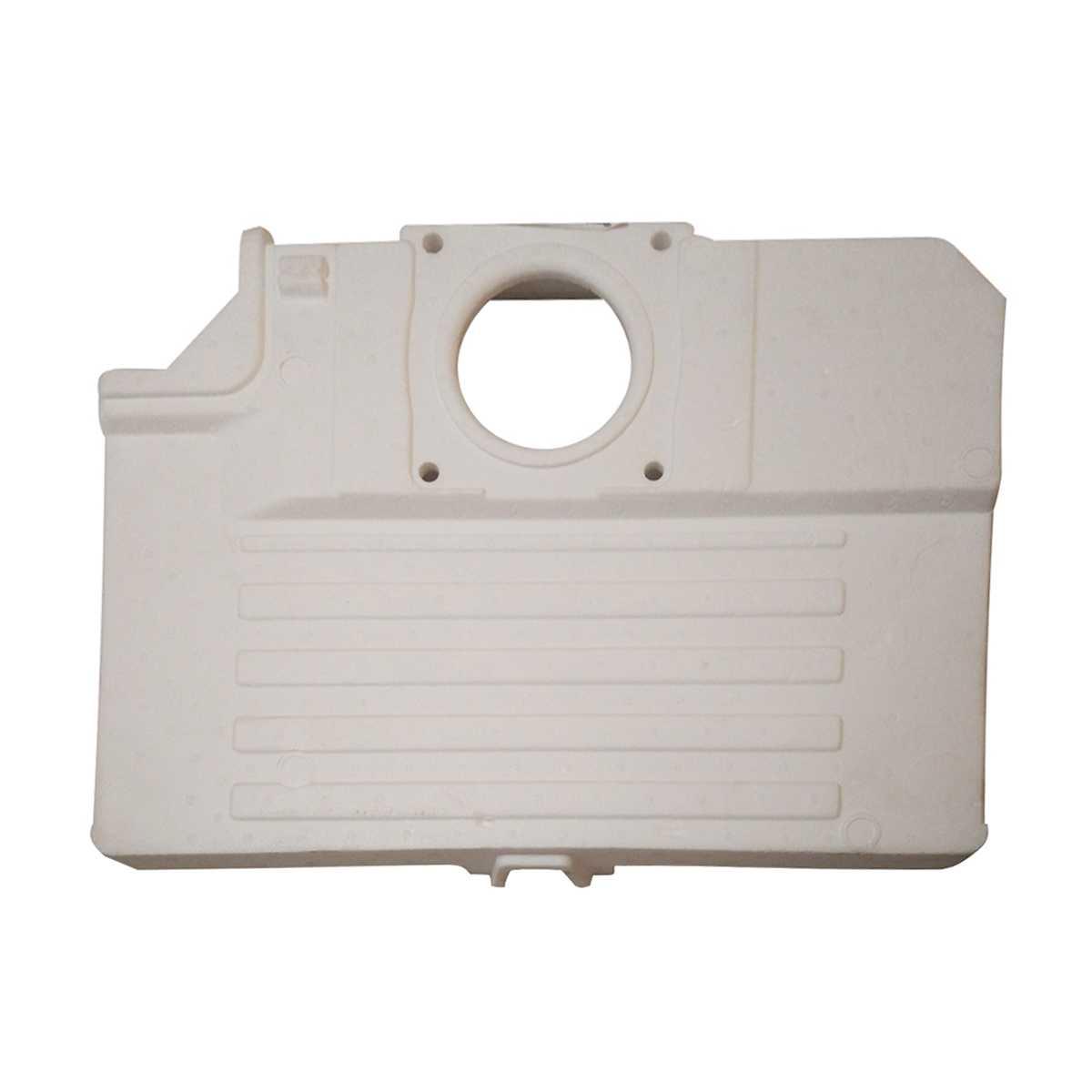 Capa traseira do evaporador geladeira Brastemp e Consul W10539793
