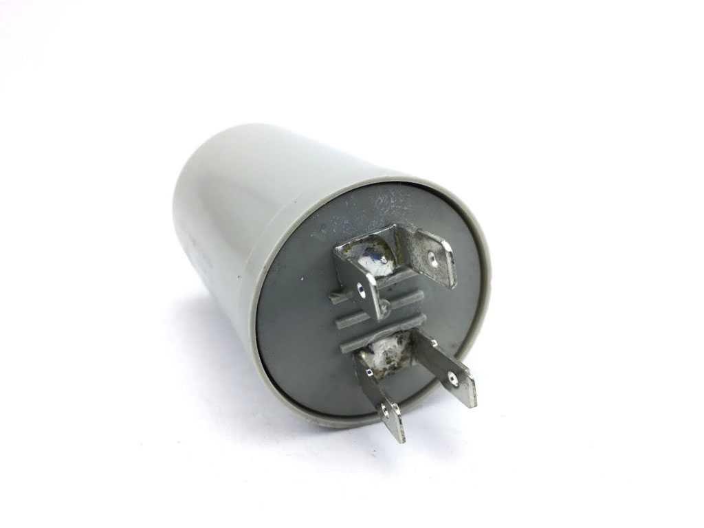 Capacitor 15UF X 400VAC