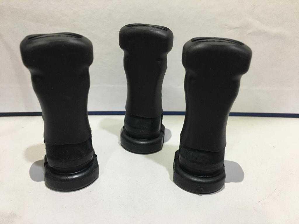COXIN CENTRIFUGA SUGGAR ORIGINAL 3 peças 6cm