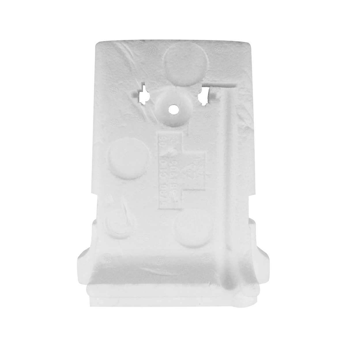 Duto de ar geladeira Electrolux DF80, DF80X, DF62X, DF62