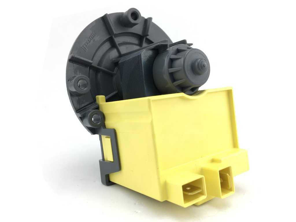 Eletrobomba para Soltar Agua Lavadora Brastemp e Consul Universal 127v