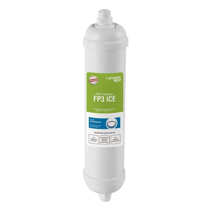 Filtro Refil Agua Side By Side Electrolux Samsung Bosch Ge