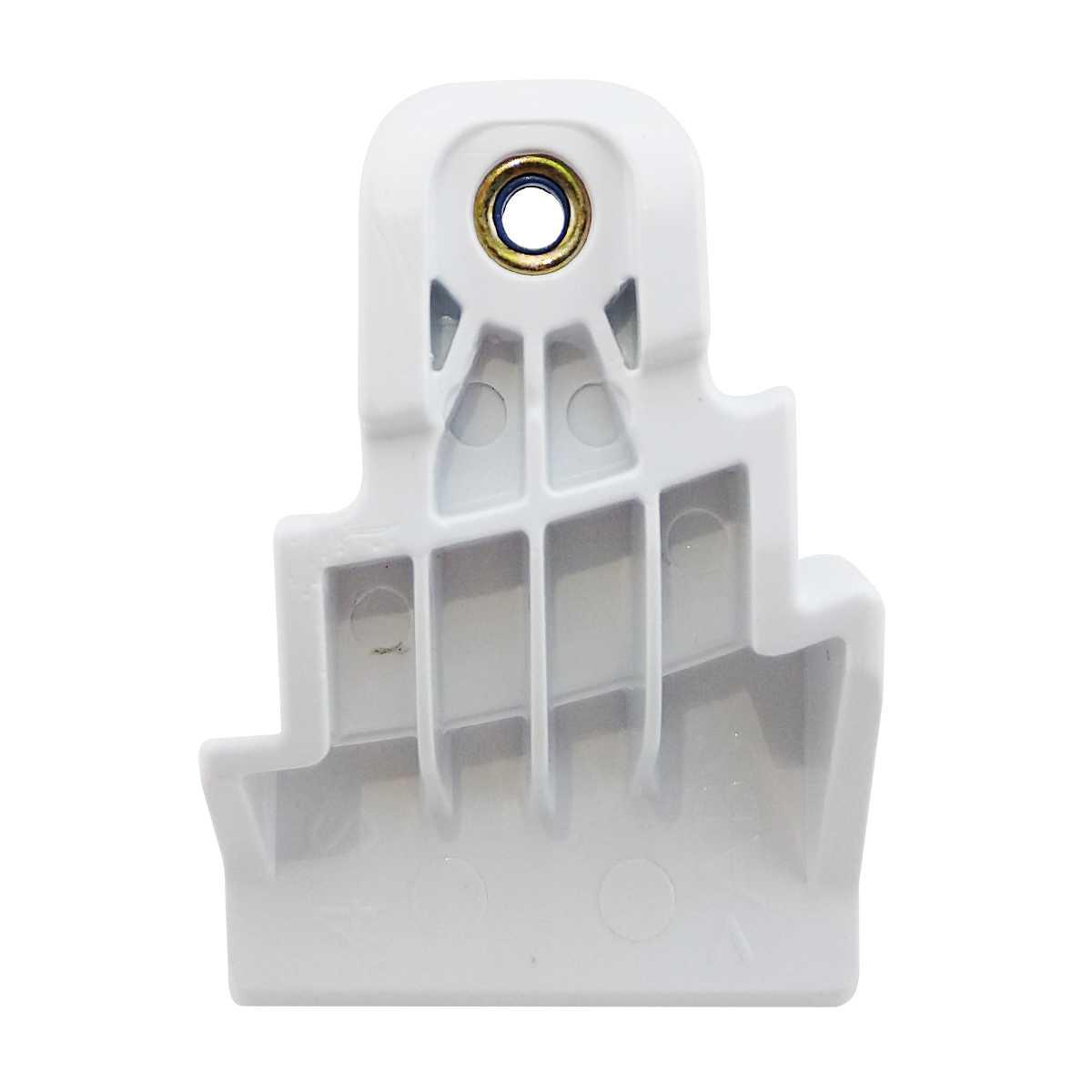 Fixador do puxador da geladeira Electrolux DB53, IB53, TF52, IB52