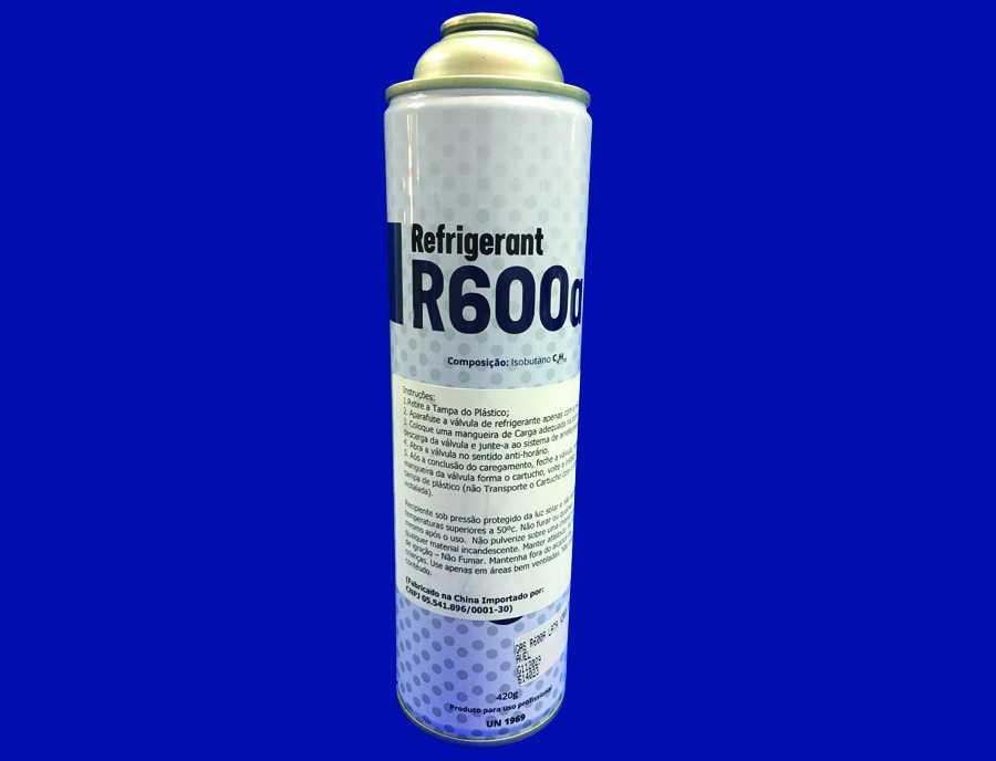 GÁS R600a  420g