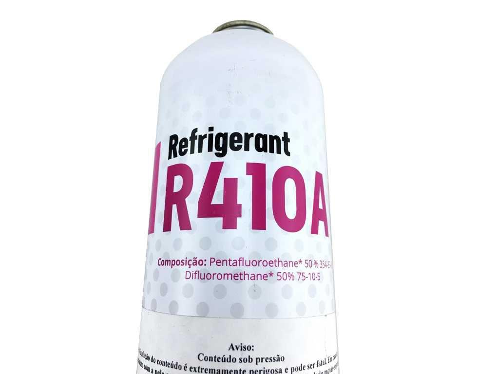 GÁS REFRIGERANTE R410a