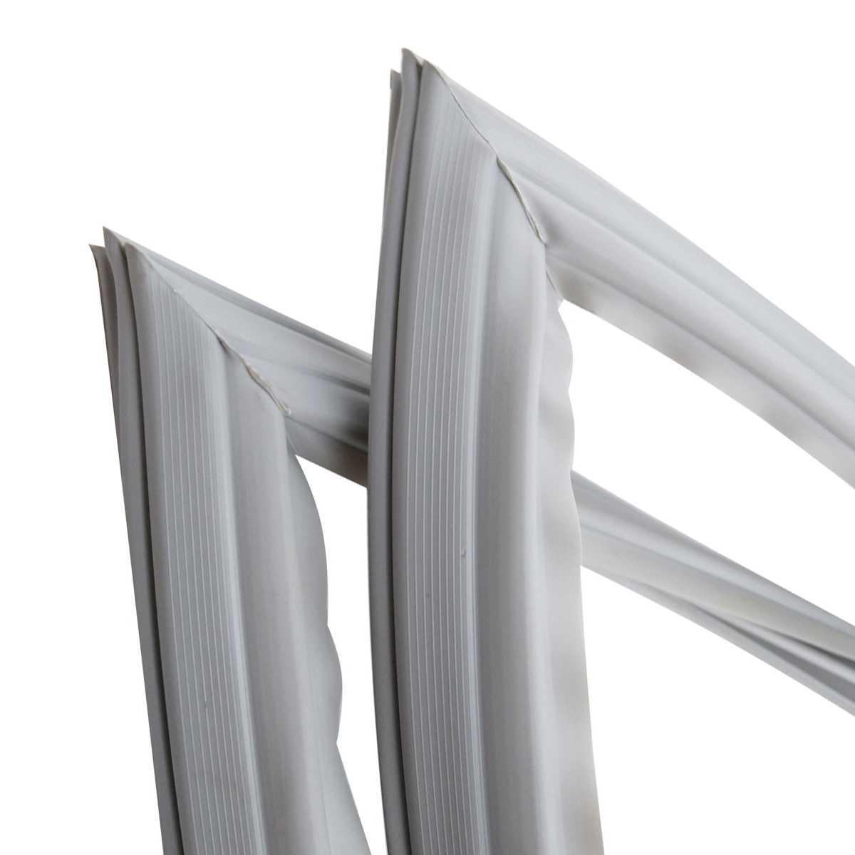 Gaxeta borracha da geladeira Electrolux superior DFF, DF, DFW, DFX, DC 48X68