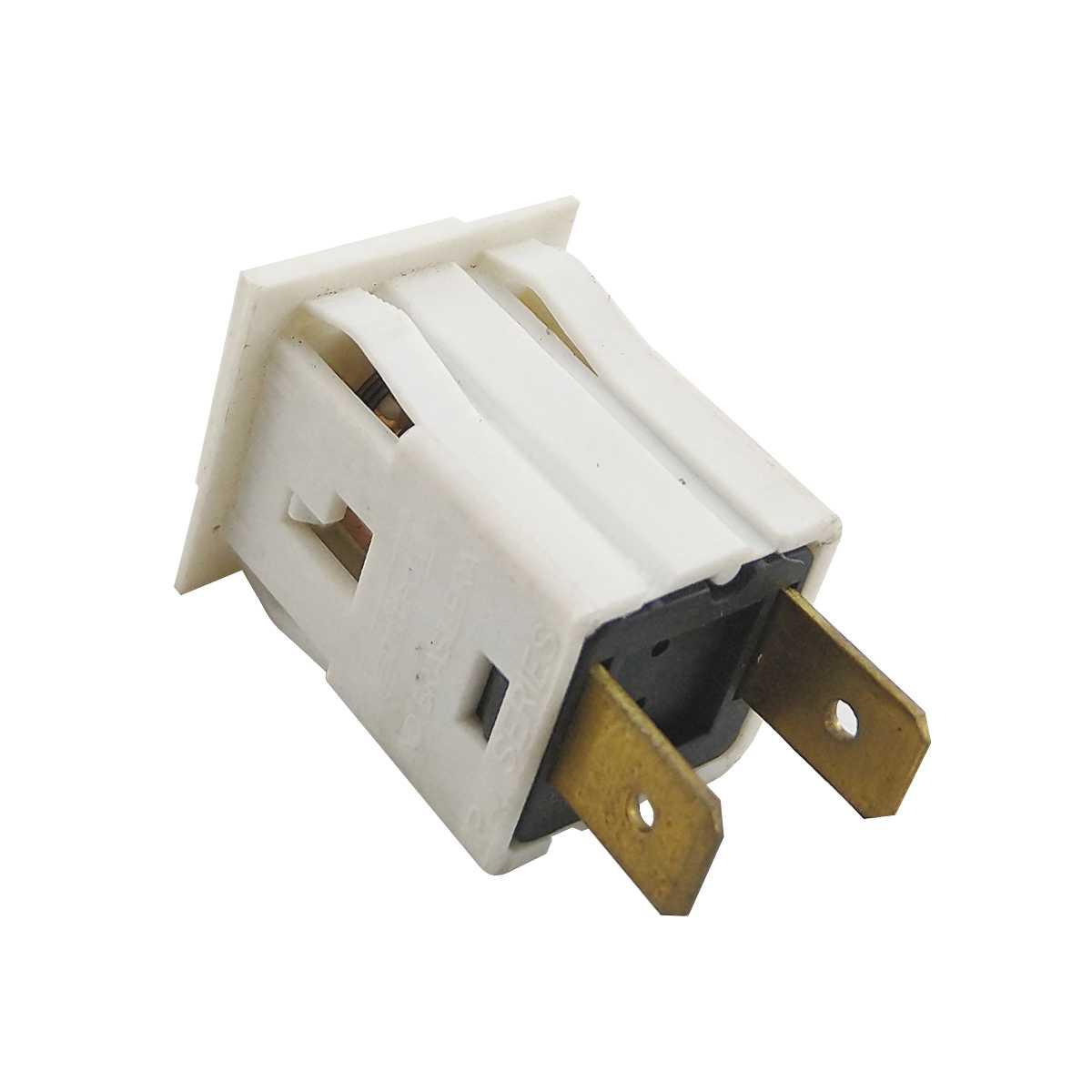 Interruptor 1 fase quadrado para fogão Continental