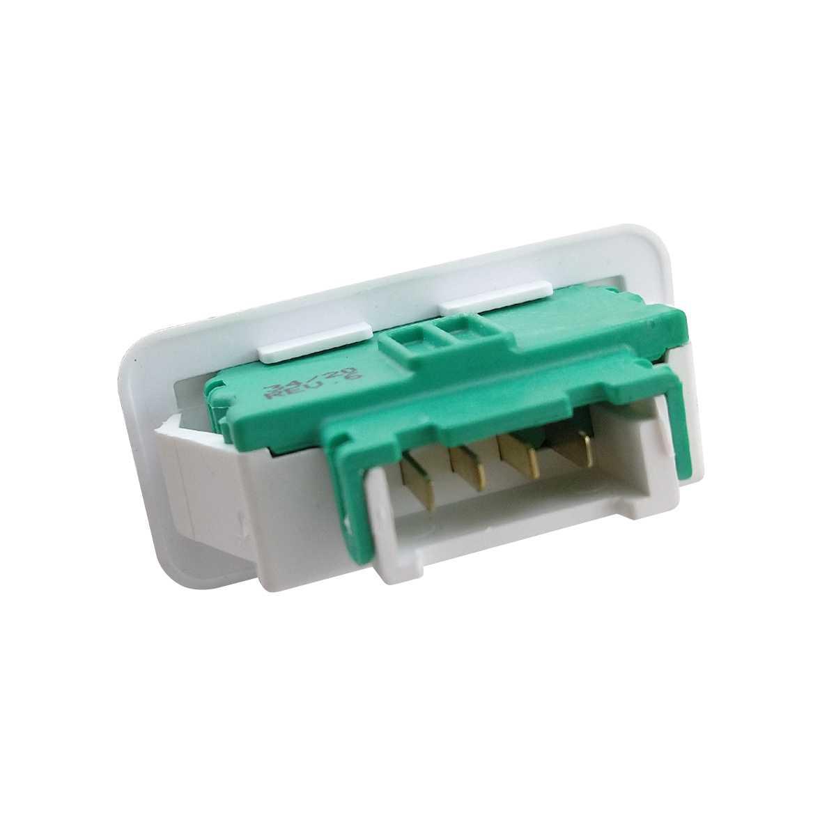 Interruptor duplo da porta geladeira Electrolux