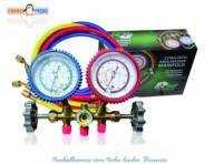 Manifold Analisador Ar Condicionado R12 R22 R134 R404a