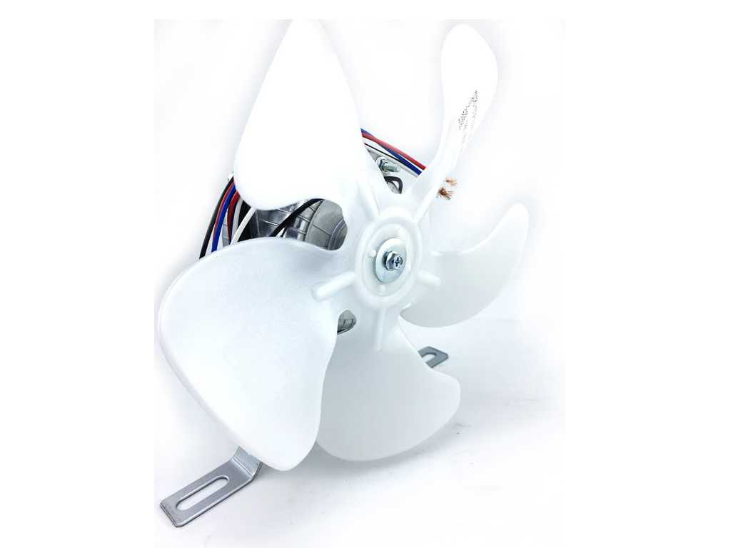 Micro Motor Ventilador 1/40  Elgin Bivolt