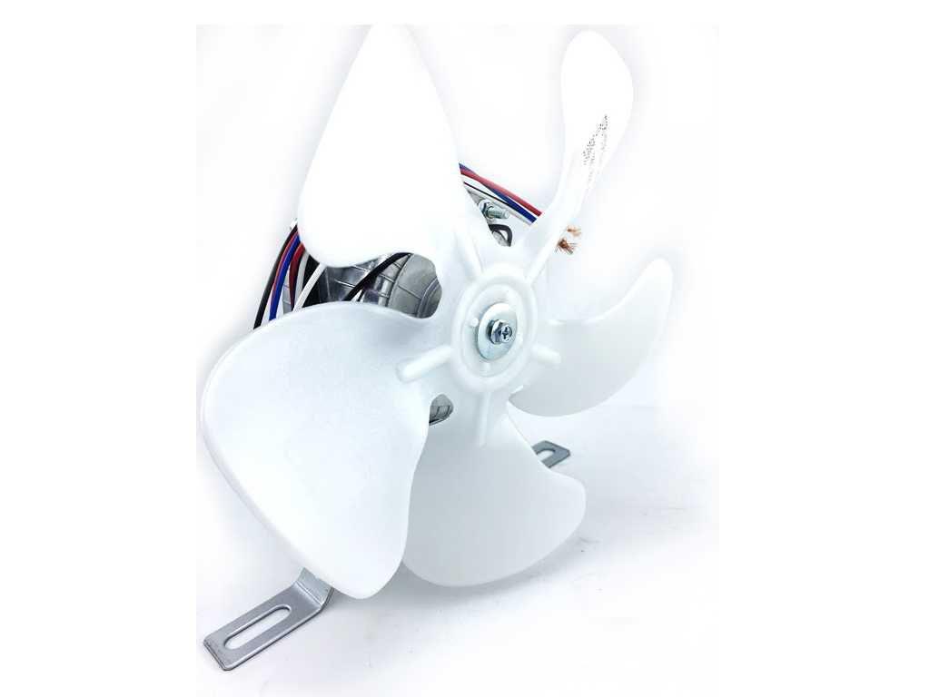 Micro Motor Ventilador Elgin Bivolt Freezer-balcao 1/40