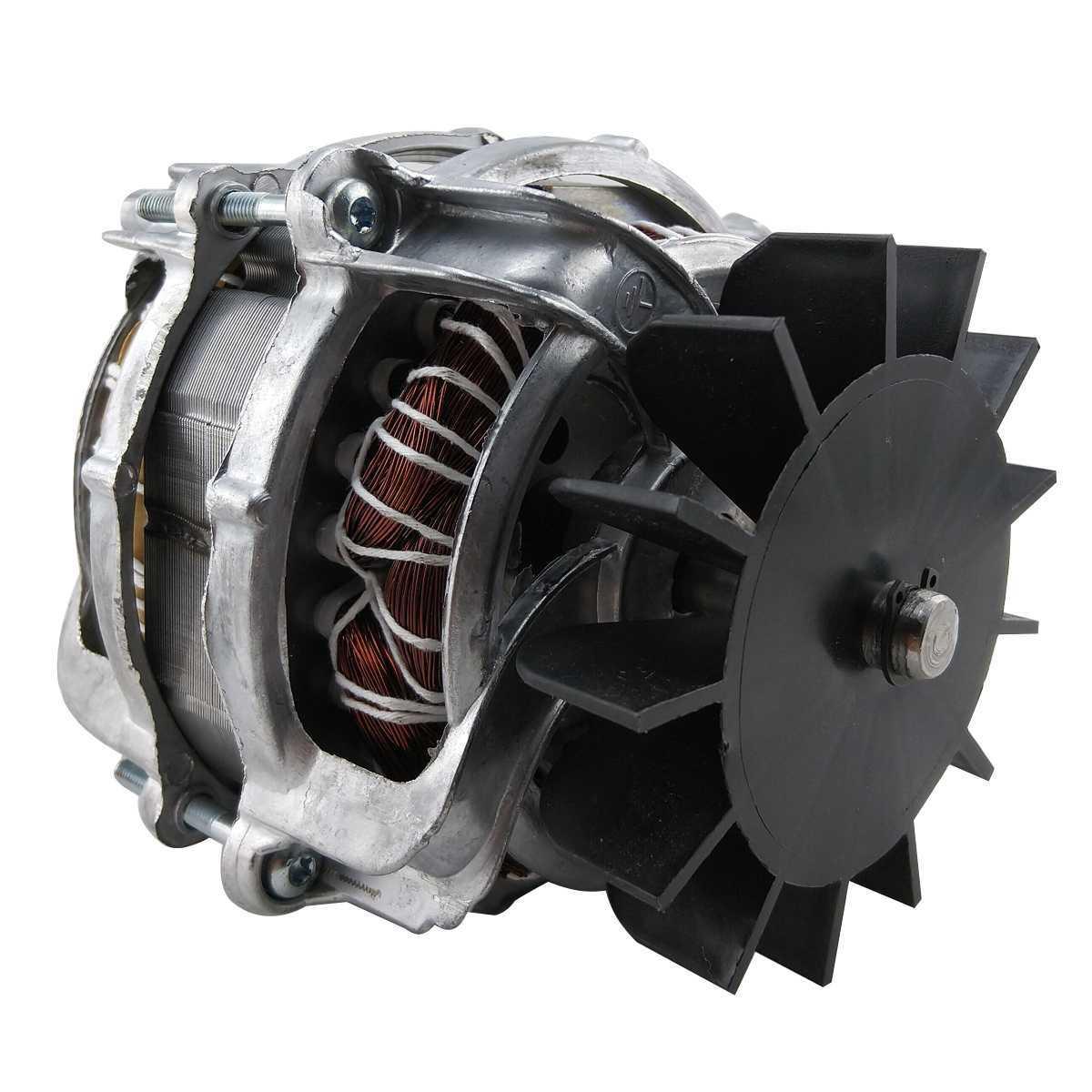 Motor para tanquinho Latina Zafira polia dentada 220v