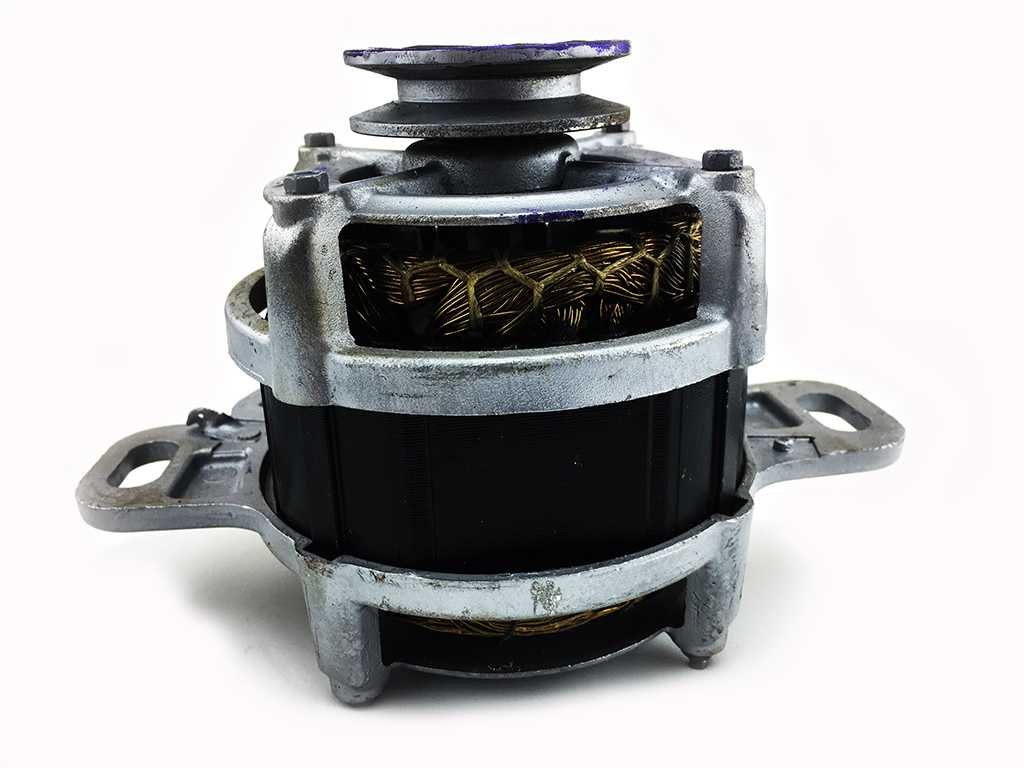 Motor recondicionado 127v compatível Lavadora Electrolux