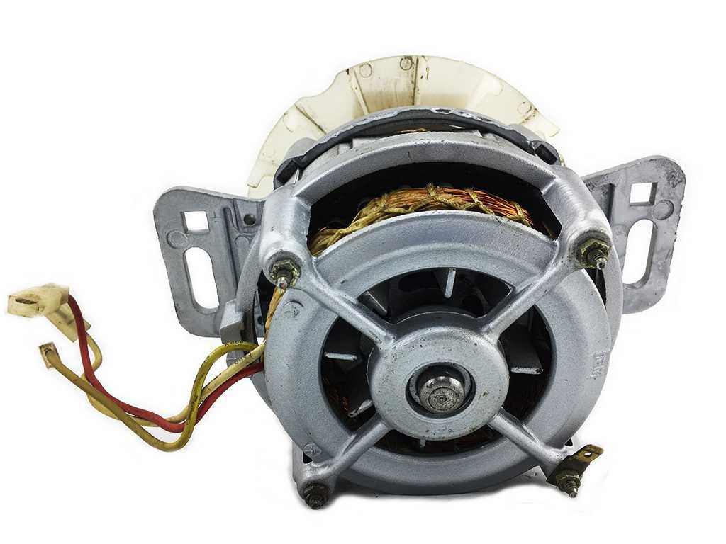 Motor recondicionado Lavadora Consul polia estriada 127v