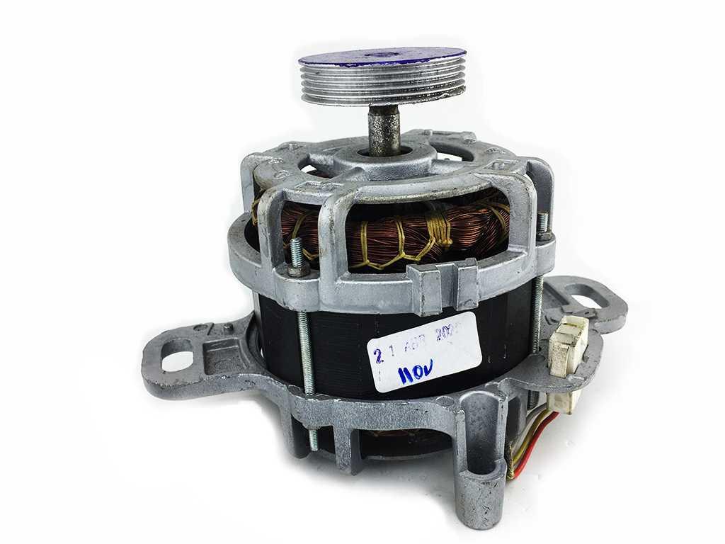 Motor recondicionado Lavadora Electrolux LTP15, LBU15, LT15F, LTC15, LTR15 127v
