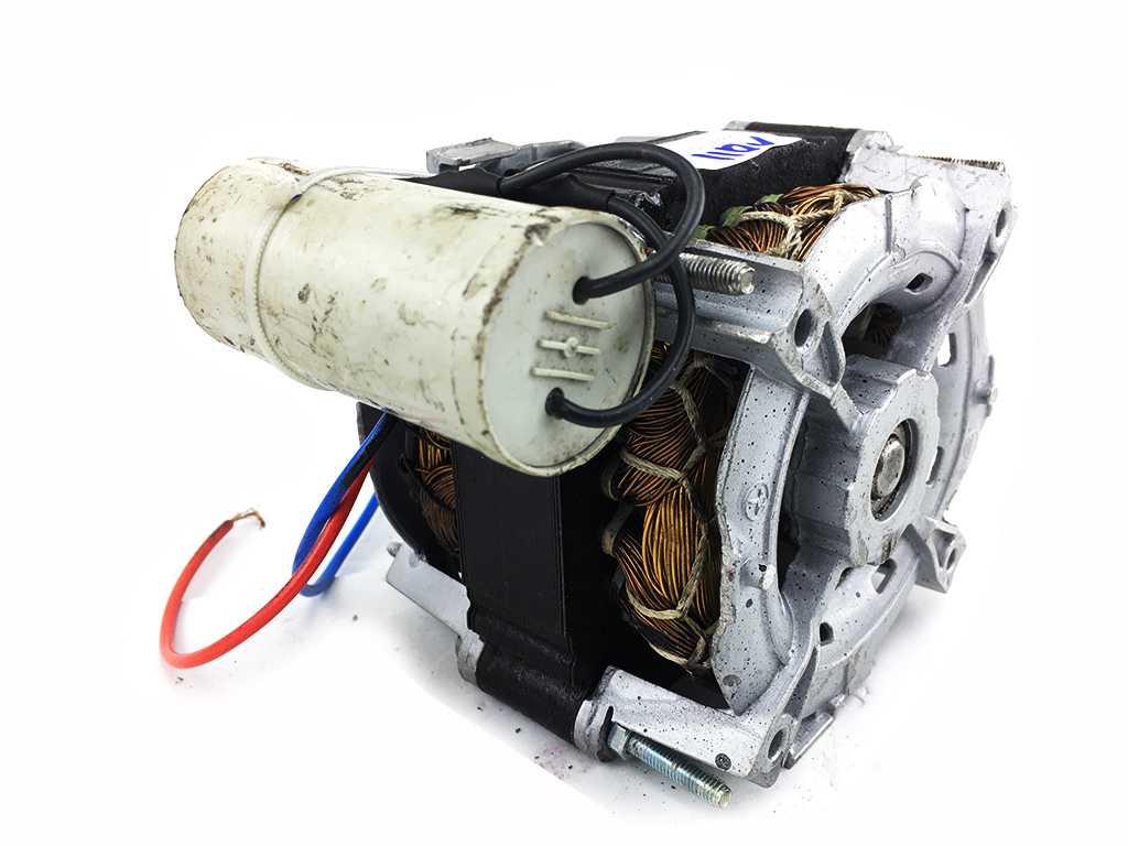 Motor recondicionado tanquinho Arno 127v