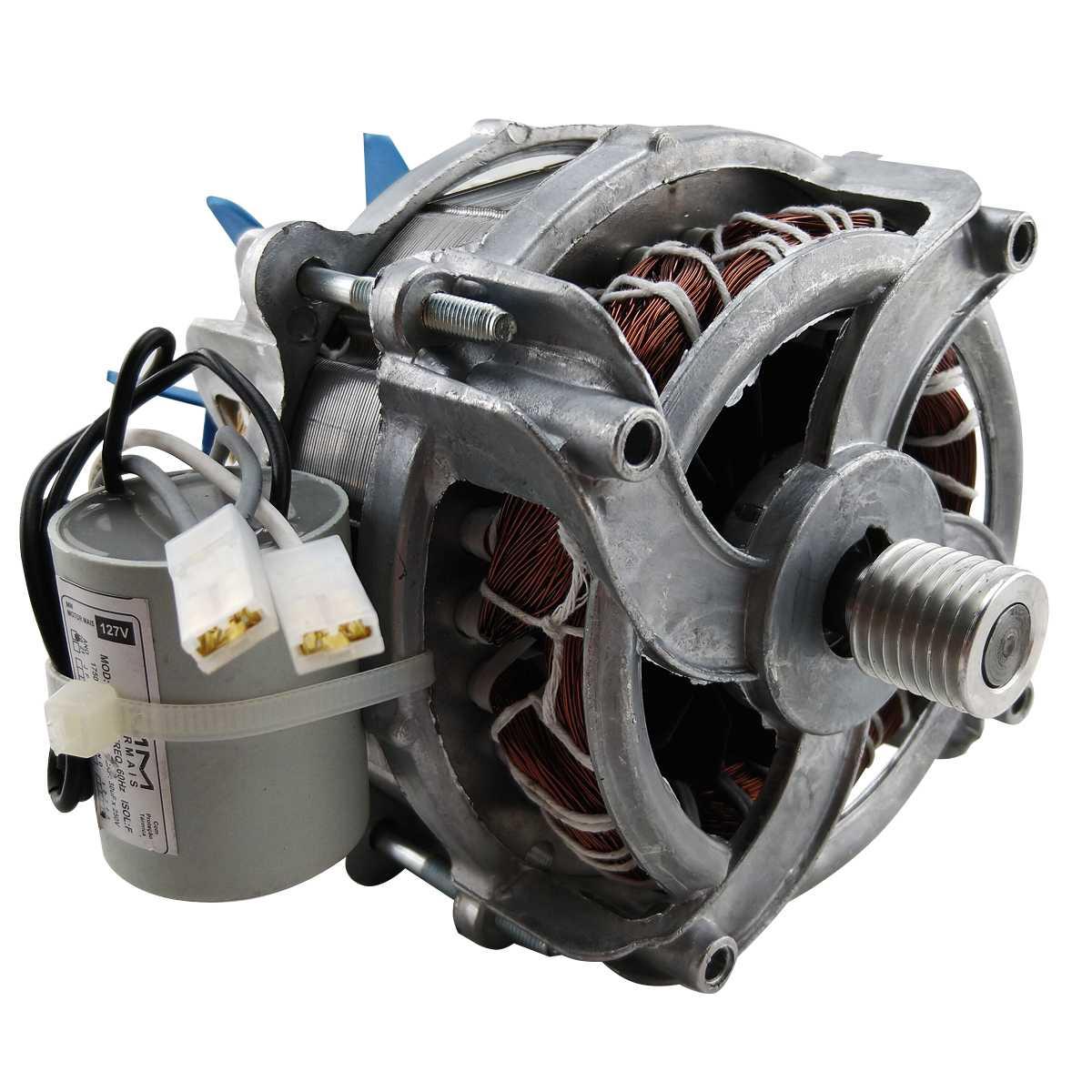 Motor tanquinho Arno Intense polia estriada 127v