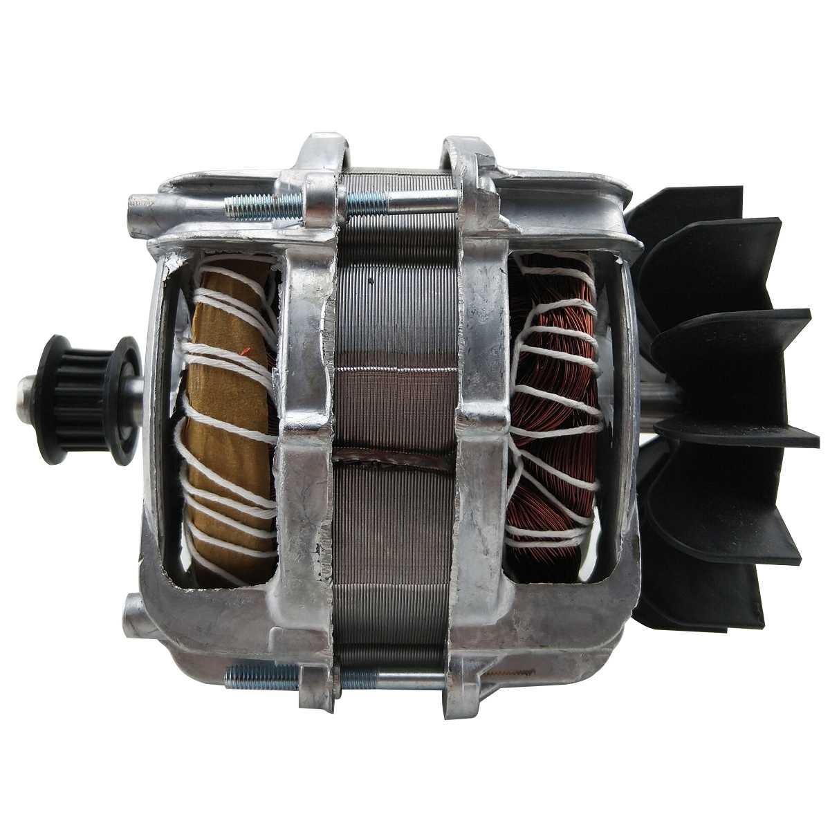 Motor tanquinho Latina Zafira polia dentada 127v