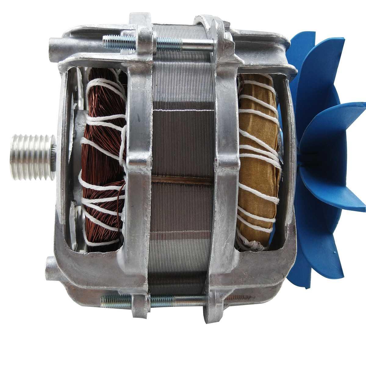 Motor tanquinho polia estrriada Arno, New Maq, Colormaq 220v