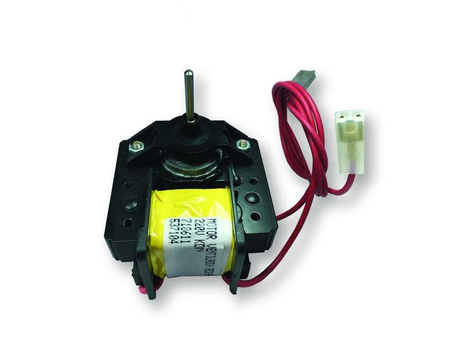 Motor ventilador compatível geladeira continental 220v KND