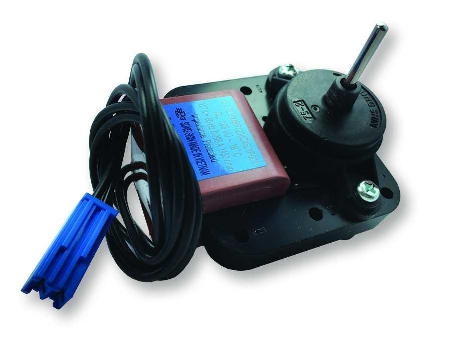 Motor Ventilador compatível geladeira continental  KDN 127V