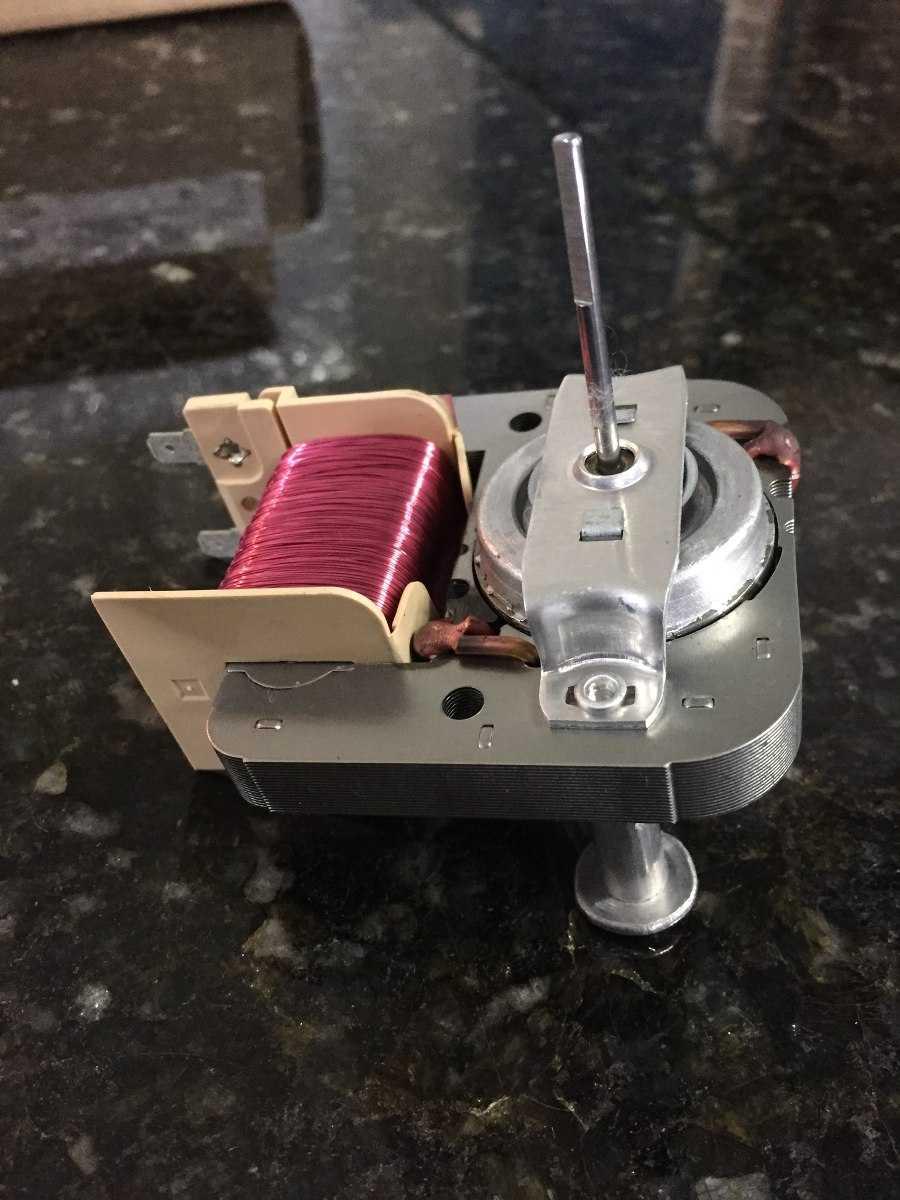 Motor Ventilador Microondas Brastemp Consul 127v - 326051083