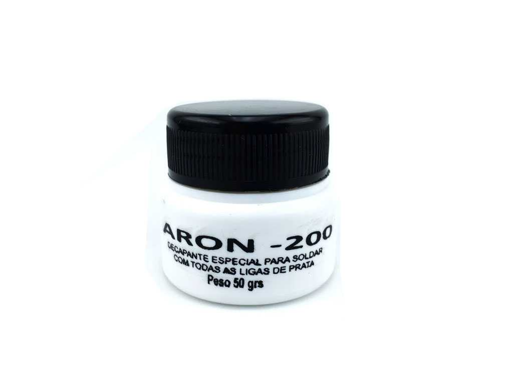 Pasta para solda 50g Aron 200