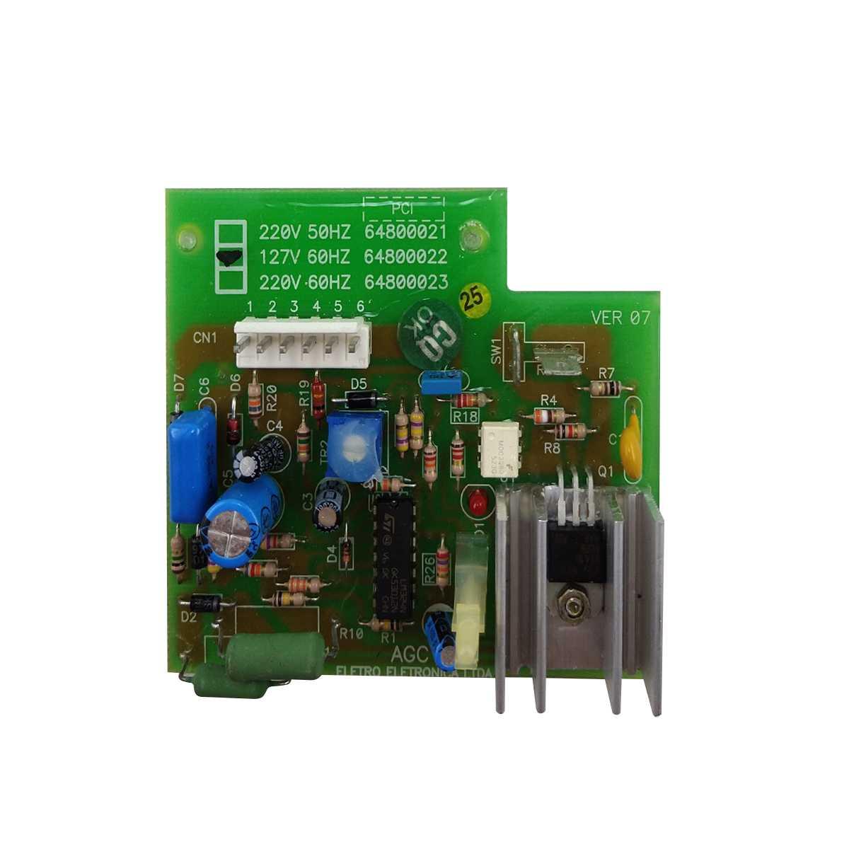 Placa Controle de Velocidade Lavadora Electrolux 127V LE1000