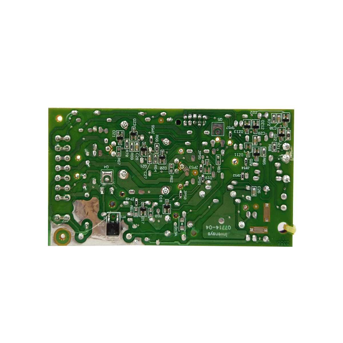 Placa de Potência Lavadora Brastemp 127V BWC08A,BWC07A
