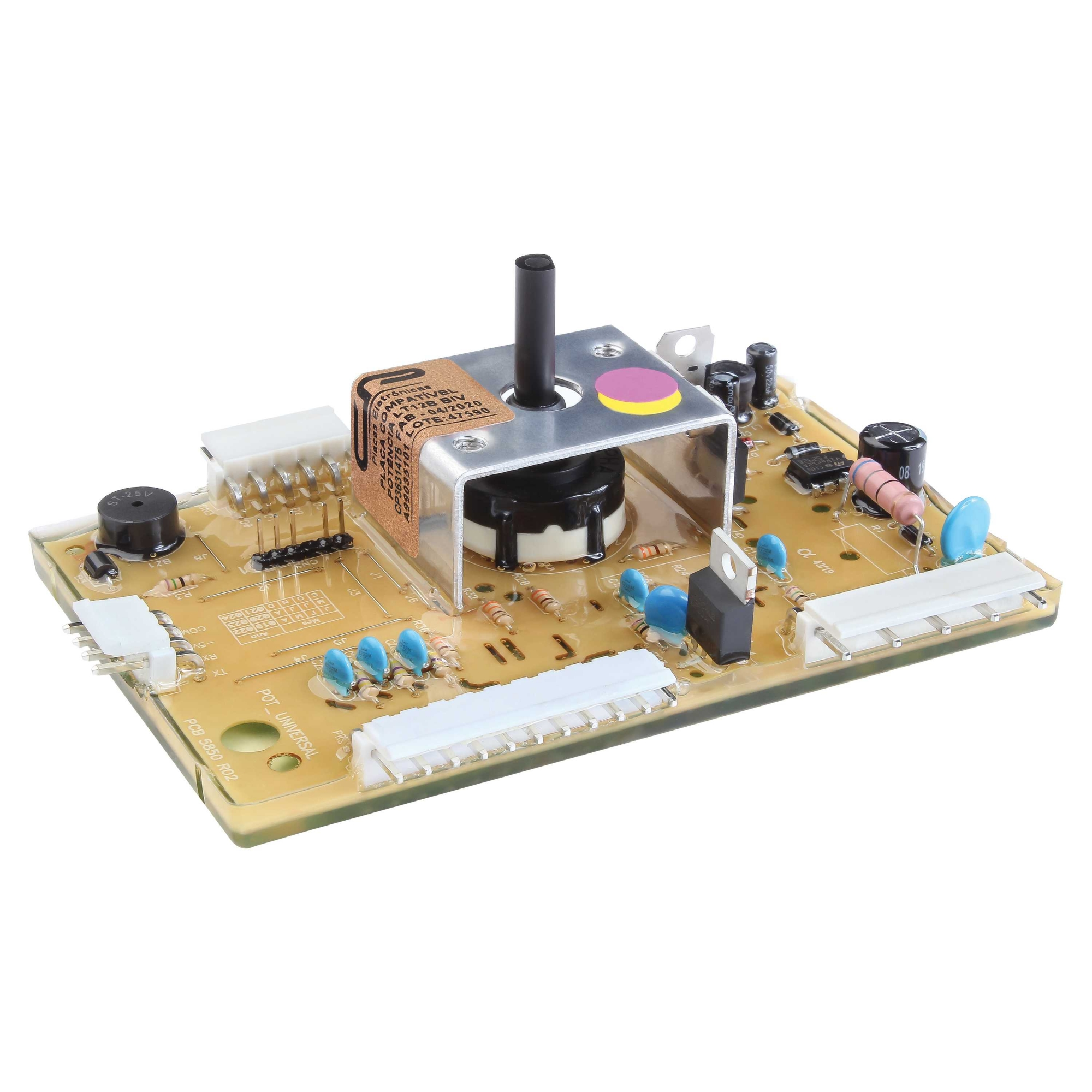 Placa Eletronica compatível Lavadora Electrolux LT12B Bivolt