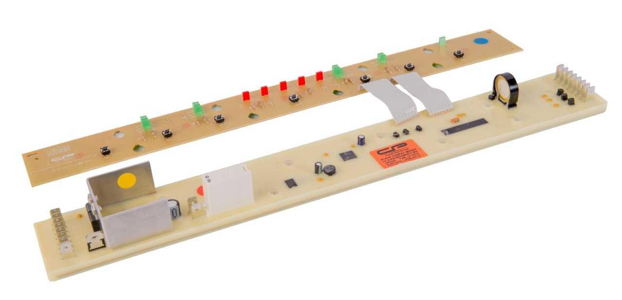 Placa Eletronica Lavadora Brastemp BWQ24