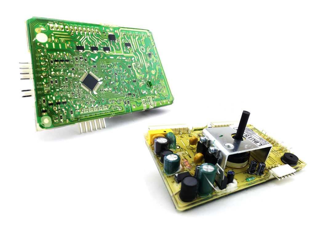 Placa Eletronica Lavadora Electrolux LBU15