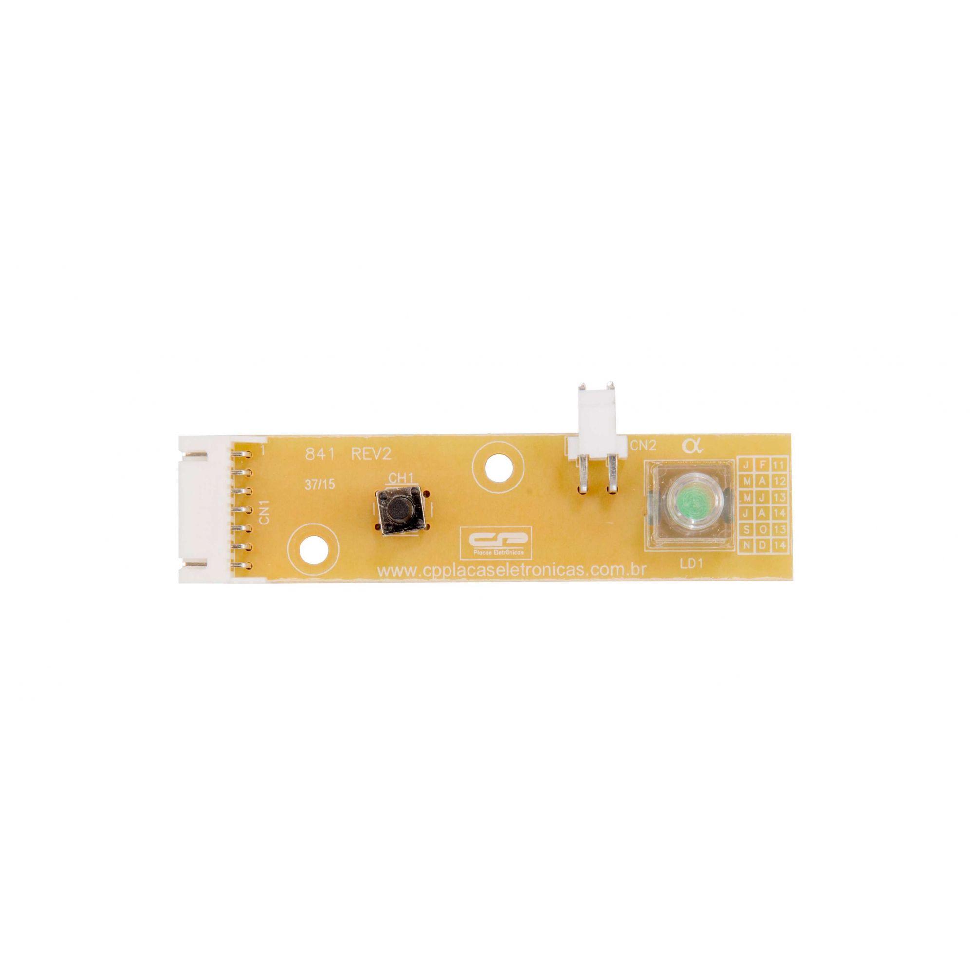 PLACA ELETRONICA LAVADORA ELECTROLUX LT60 CP0992