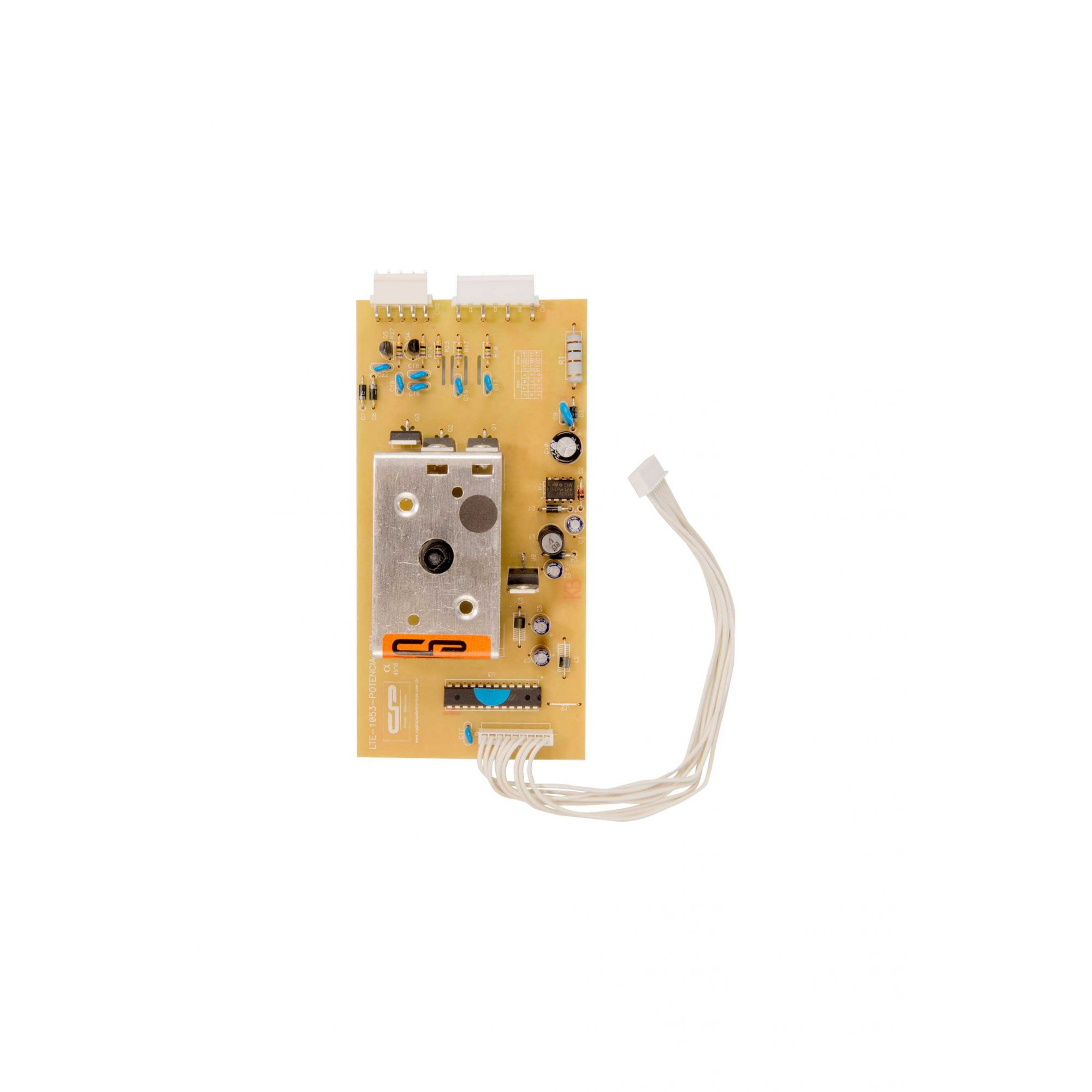 PLACA ELETRONICA LAVADORA ELECTROLUX LTE12 CP1432