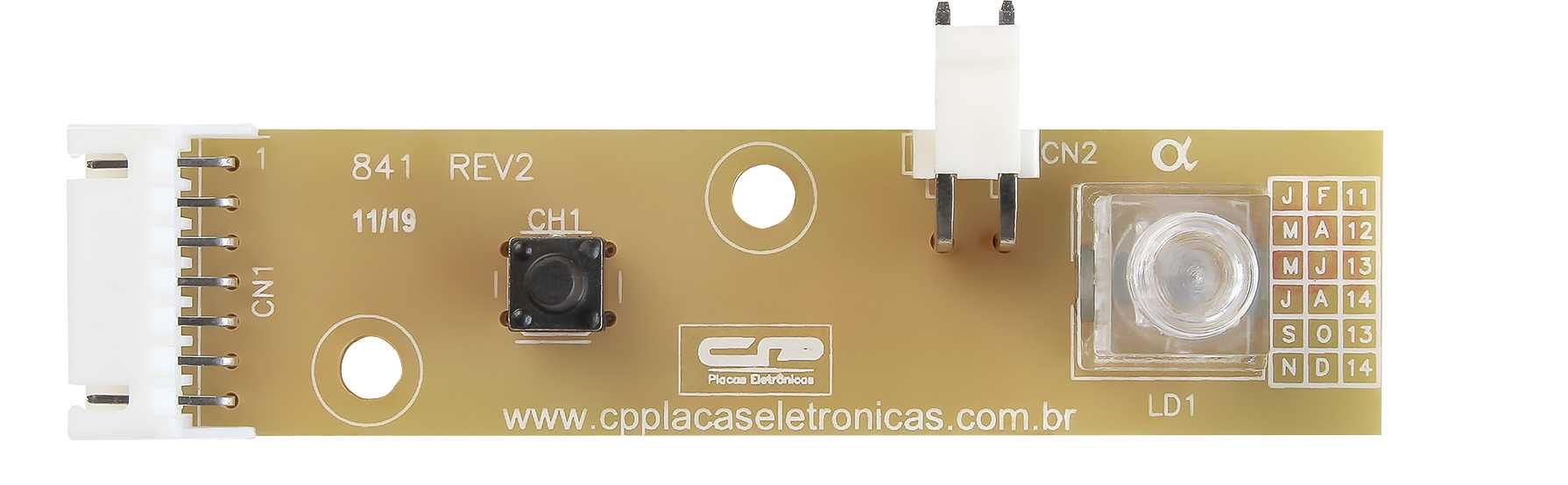 Placa Interface compatível Lavadora Electrolux lt60 bivolt