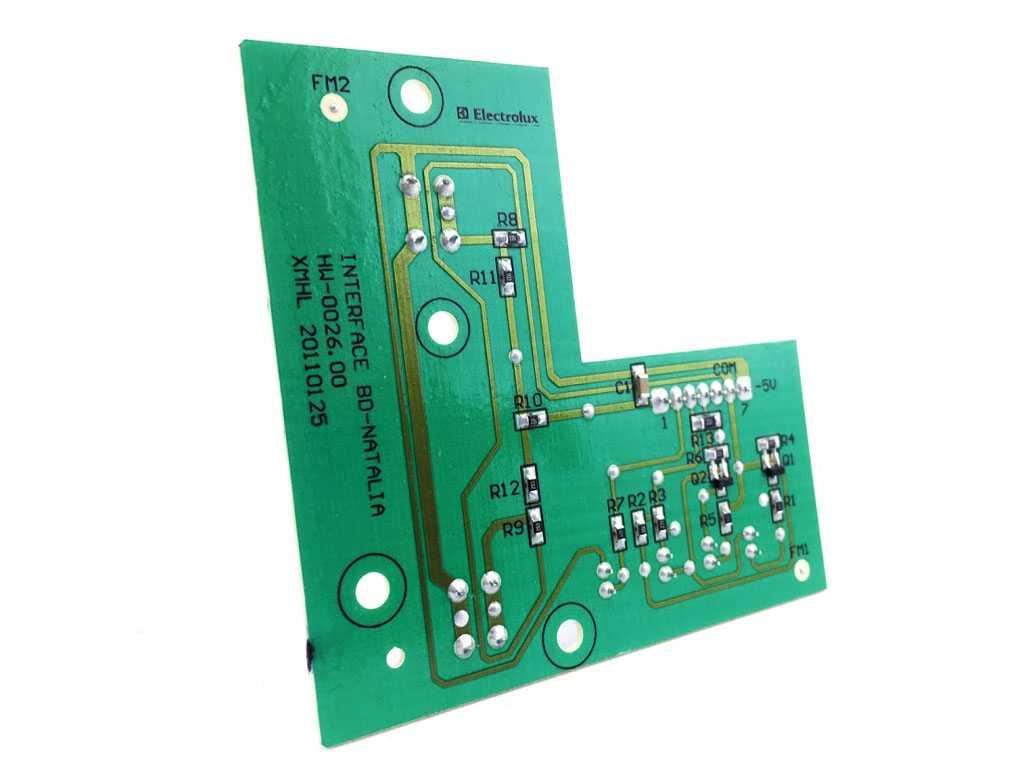 Placa Interface Lavadora Electrolux LTE09