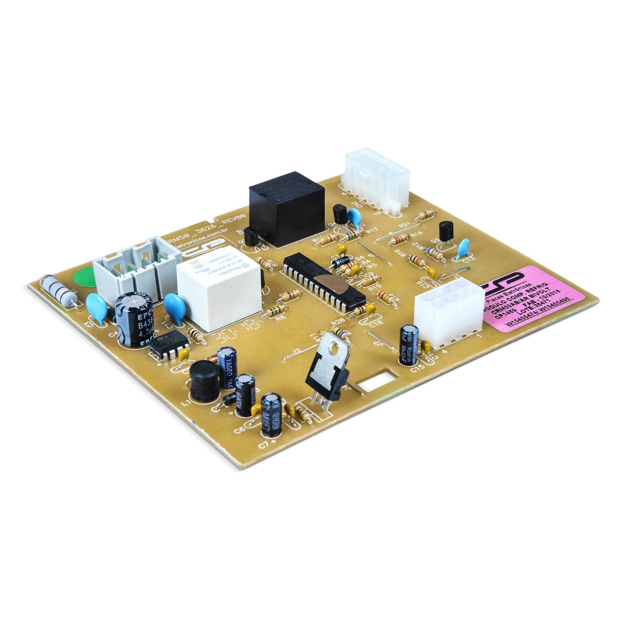 Placa modulo eletronico geladeira Consul  CRM50 CP1469