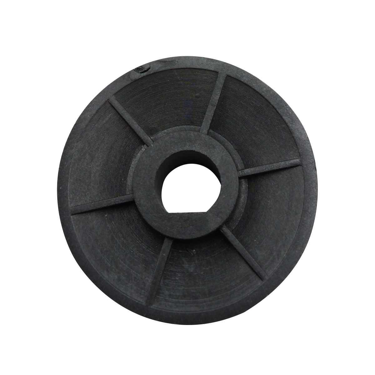 Polia do motor compatível tanquinho Colormaq LCM 6.4