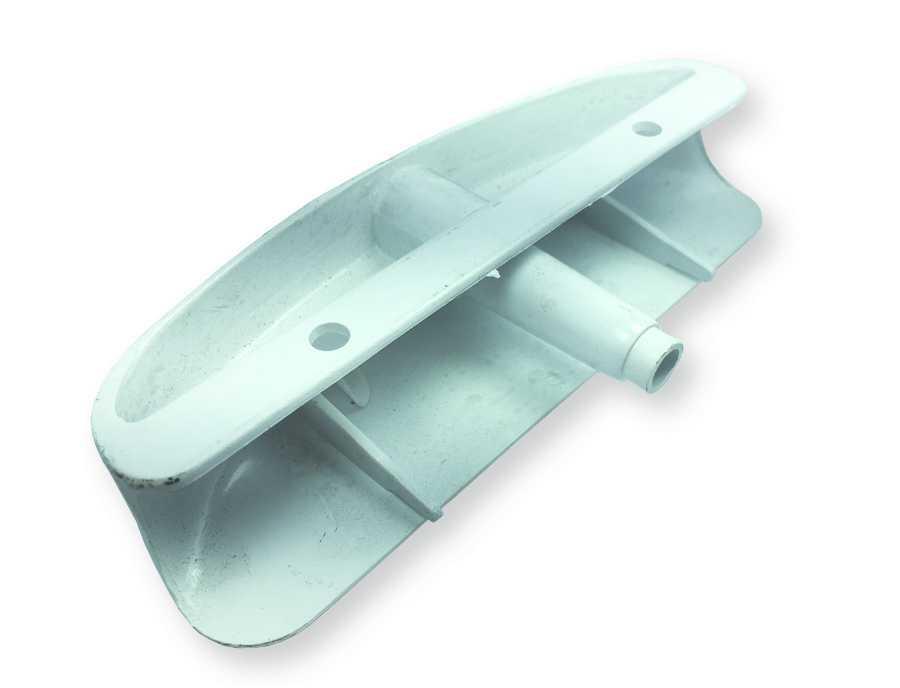 Puxador compatível Freezer Horizontal  Metalfrio