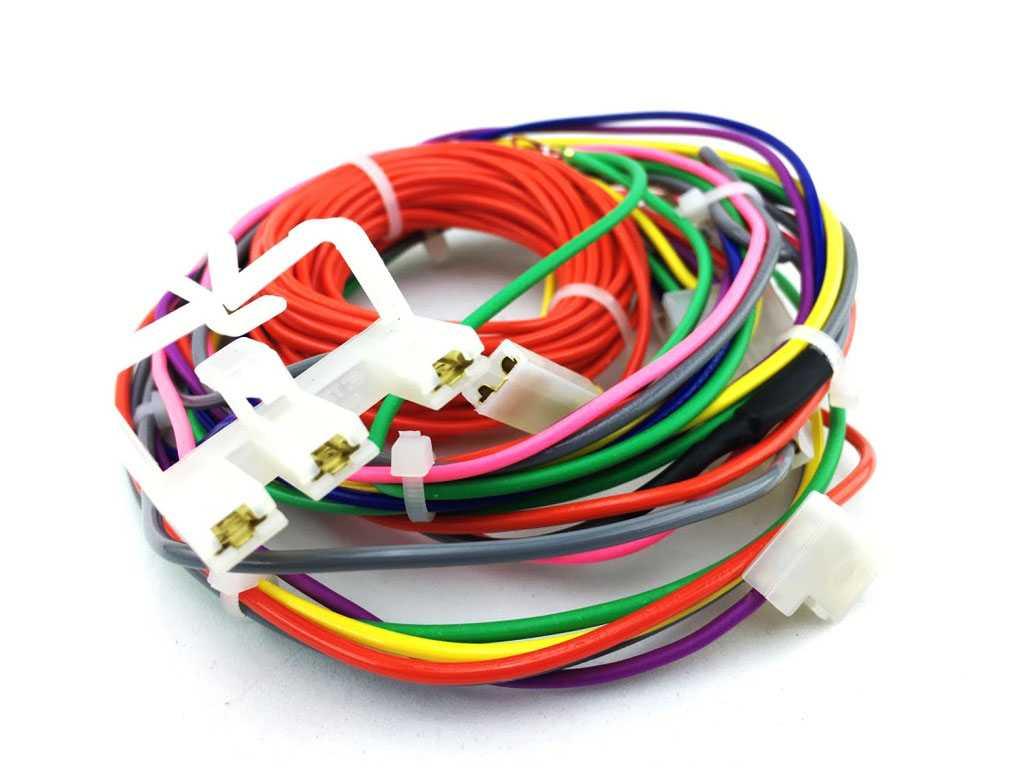 Rede Eletrica Chicote Electrolux Inferior