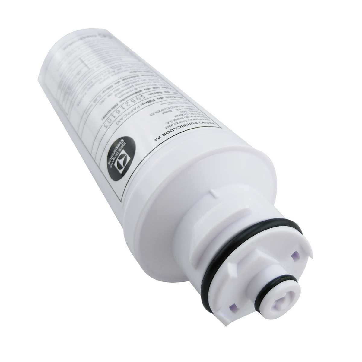 Refil Filtro Agua purificador Electrolux PA40G, PA30G, PA20G, PA25G, PA10N