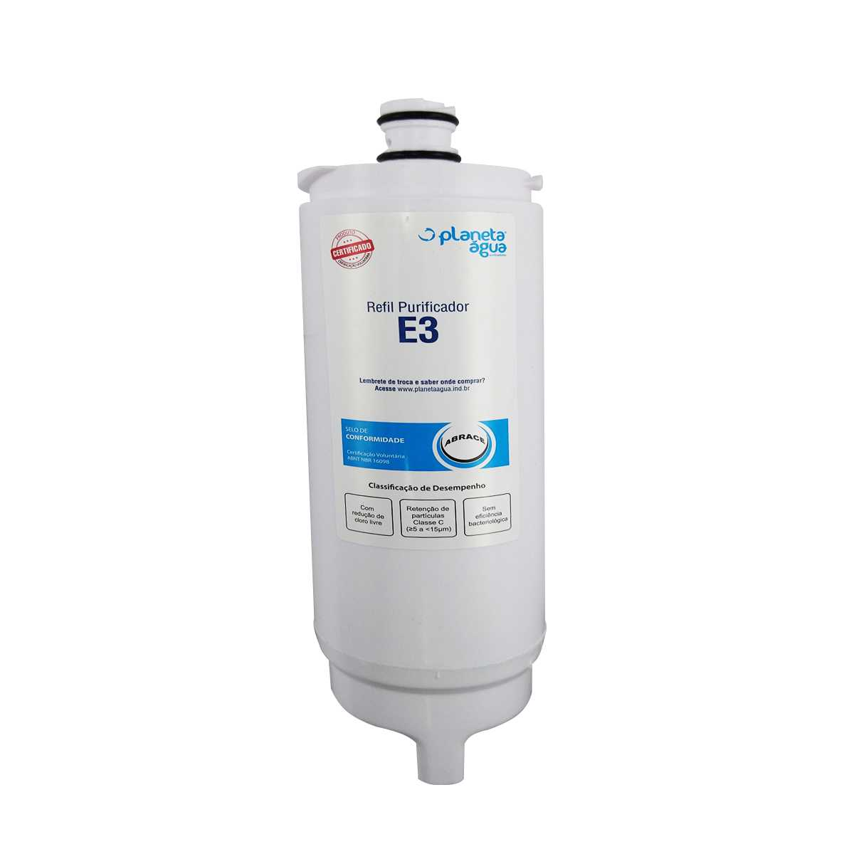 Refil filtro água purificador IBBL (E3 ESPECIAL)