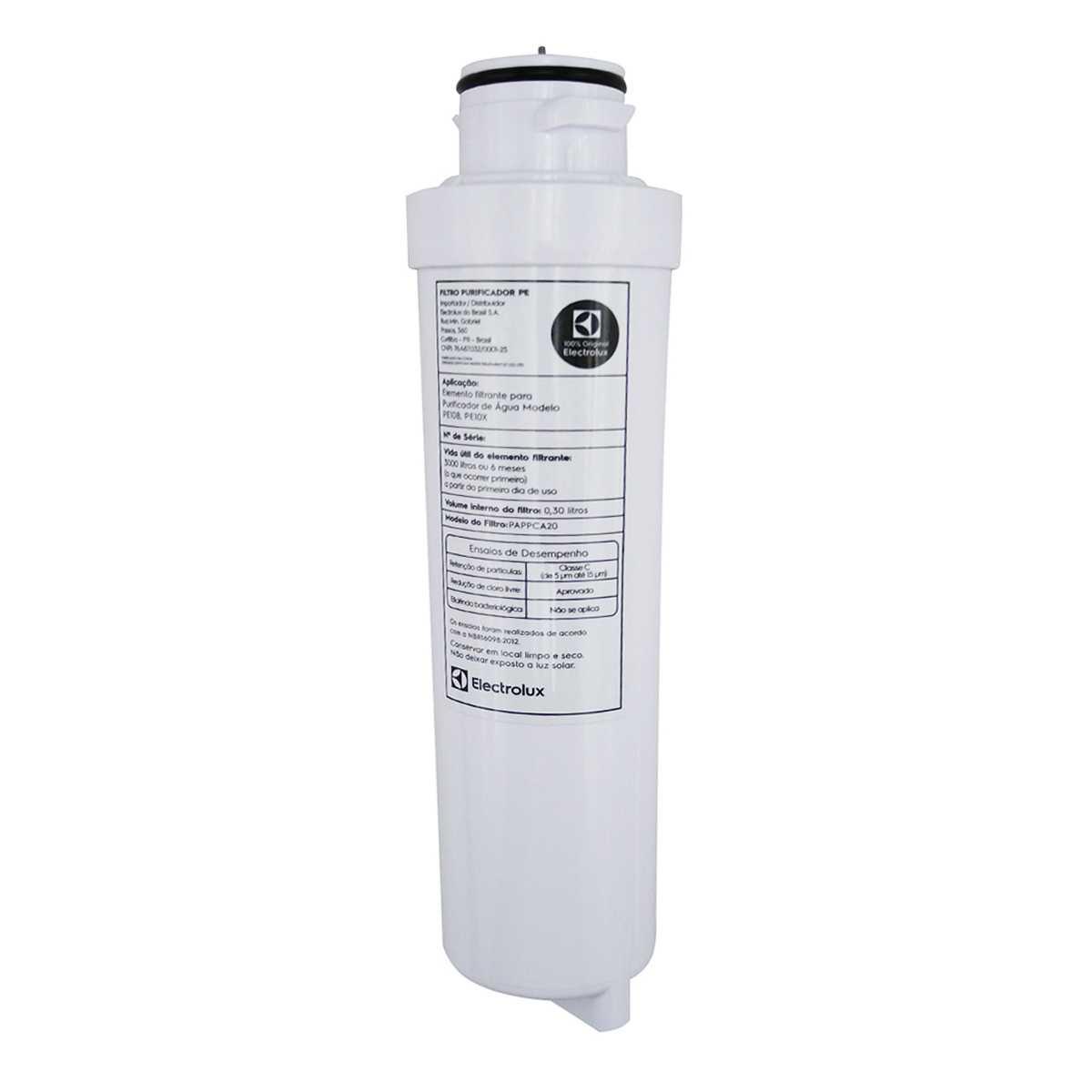 Refil filtro do Purificar Electrolux PE11B, PE11X
