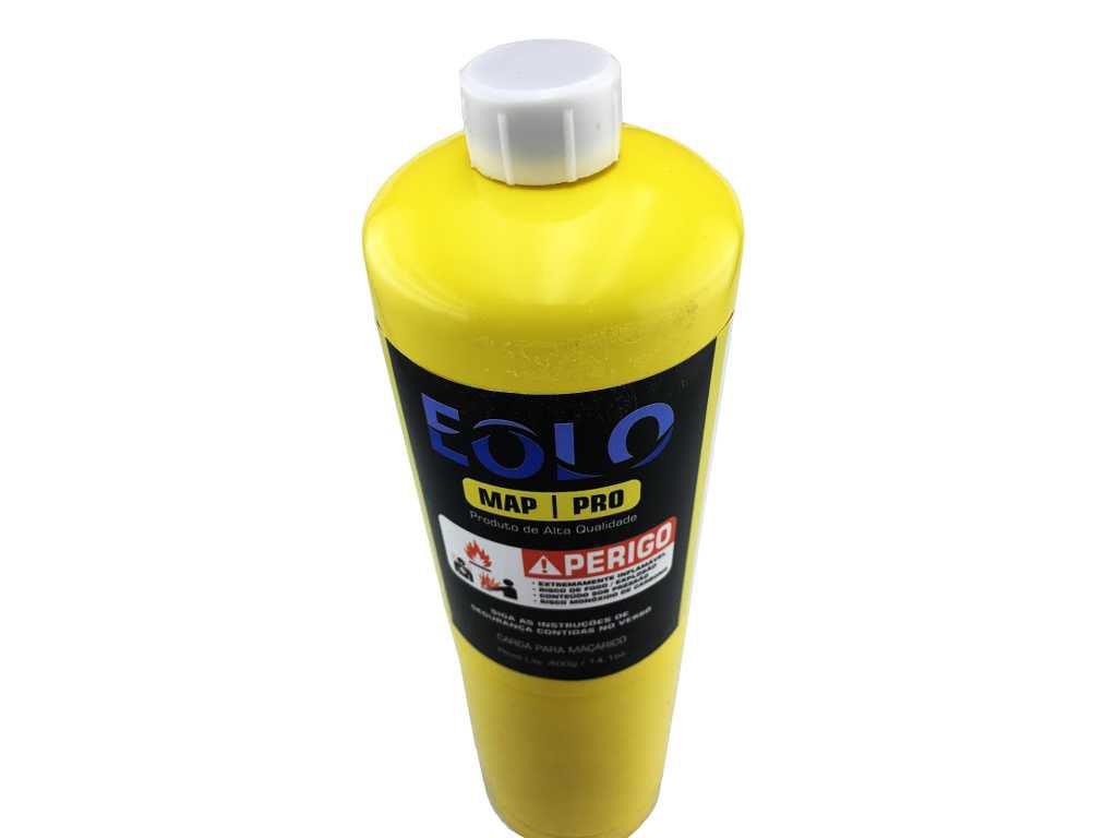 REFIL GAS MAPP PRO CILINDRO 400GR