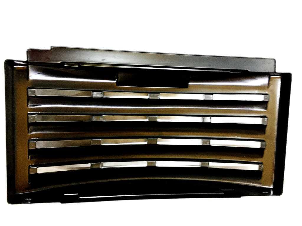 Rodapé avental compatível Freezer Vertical Metalfrio 67x36