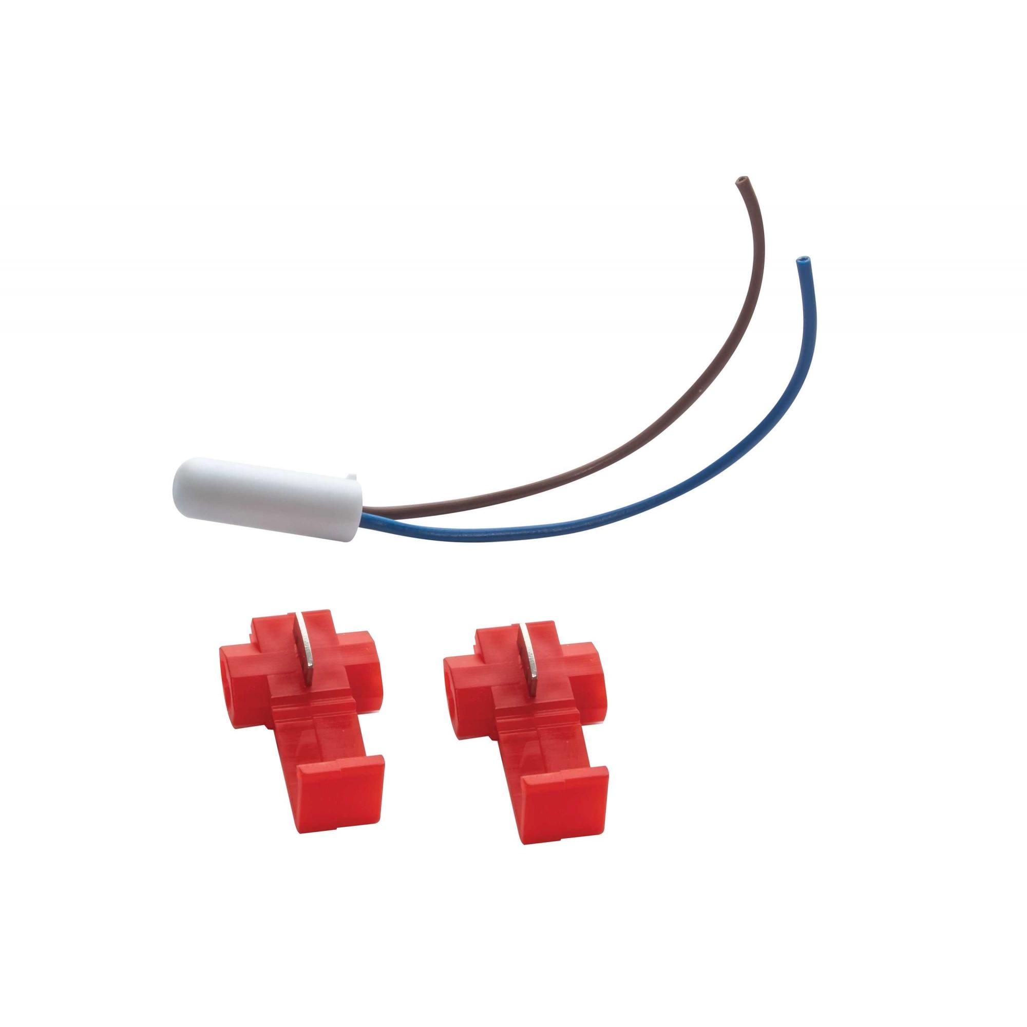 Sensor temperatura 2,7 ohms compatível  Brastemp Consul