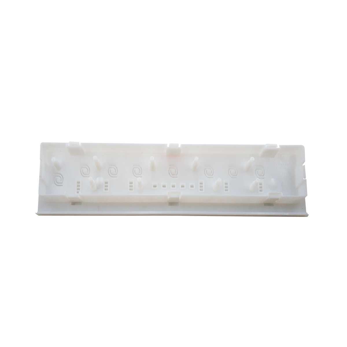 Suporte da placa compatível lavadora Brastemp 326009973