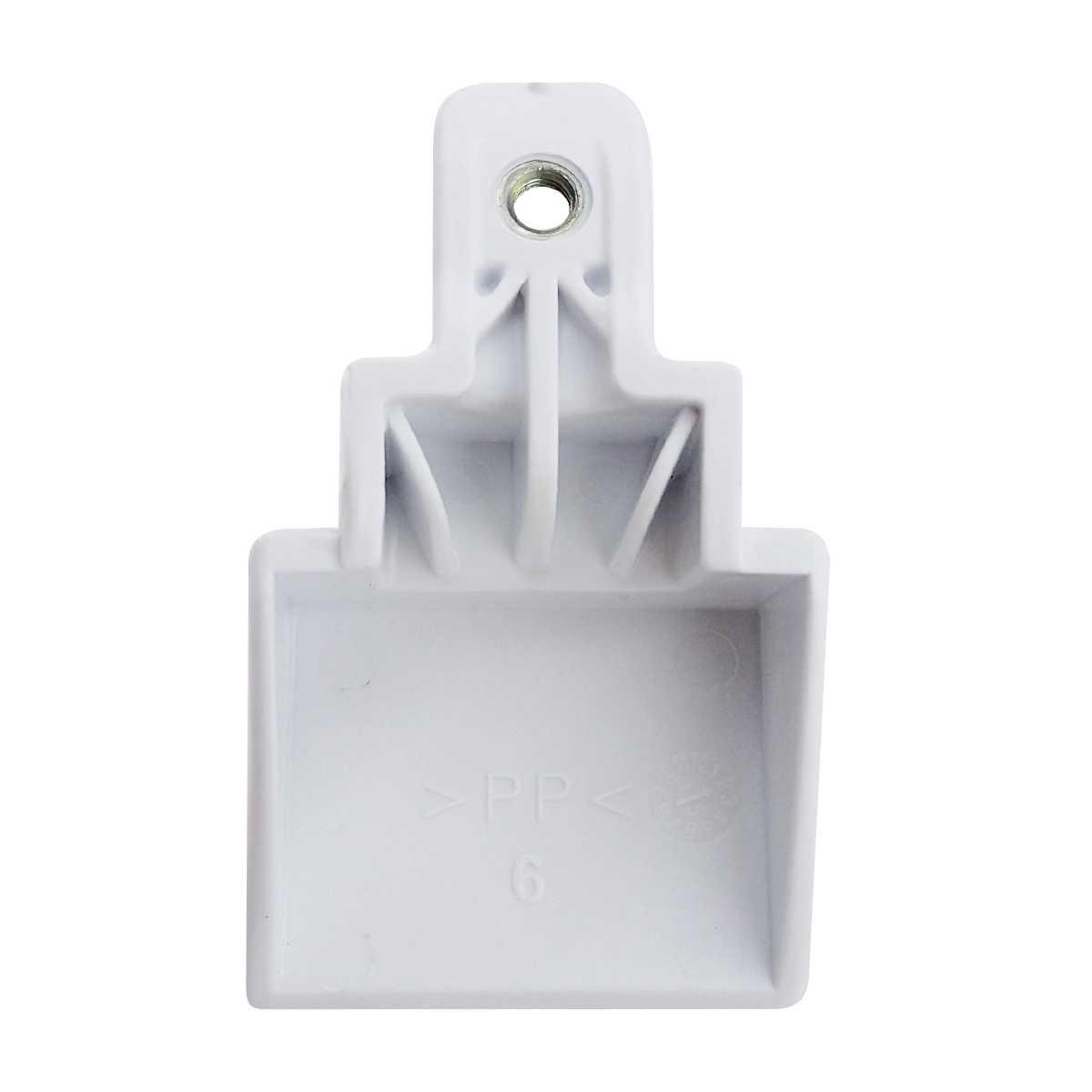 Suporte inferior do puxador da geladeira Electrolux DFW52, DF51, DF52, DF42